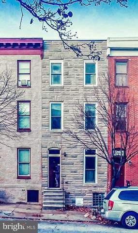 1518 W Pratt Street, BALTIMORE, MD 21223 (#MDBA493370) :: Dart Homes