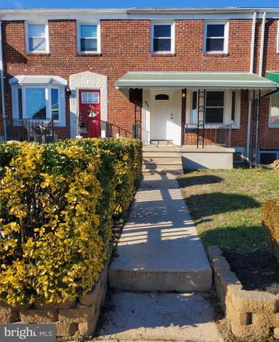 1946 Dineen Drive, BALTIMORE, MD 21222 (#MDBC479956) :: The Maryland Group of Long & Foster
