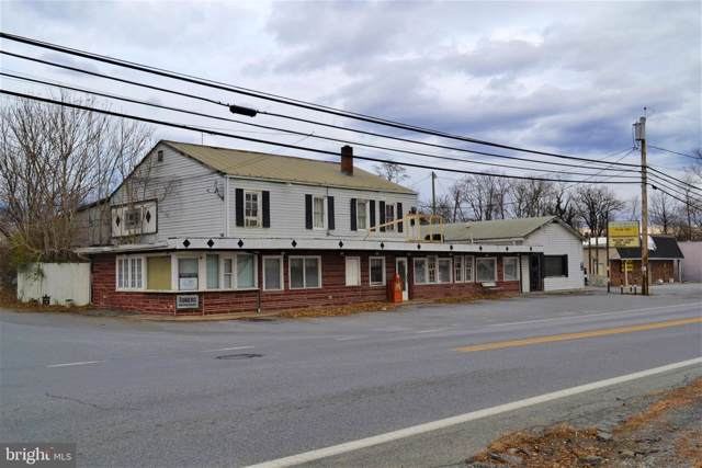 1029 S Queen Street, MARTINSBURG, WV 25401 (#WVBE173206) :: Hill Crest Realty