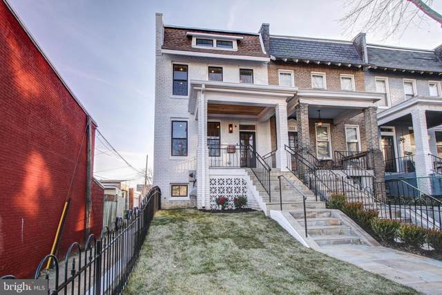 327 L Street NE, WASHINGTON, DC 20002 (#DCDC451924) :: Eng Garcia Grant & Co.