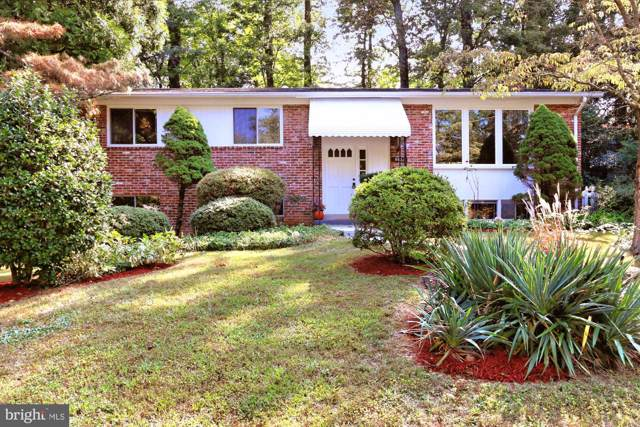 8632 Cromwell Drive, SPRINGFIELD, VA 22151 (#VAFX1102068) :: The MD Home Team