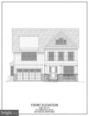 5115 Bradley Boulevard, CHEVY CHASE, MD 20815 (#MDMC688982) :: Potomac Prestige Properties