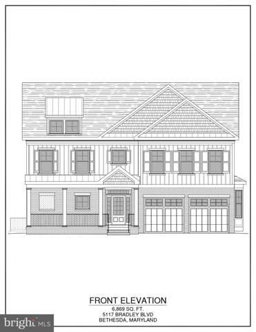 5117 Bradley Blvd, CHEVY CHASE, MD 20815 (#MDMC688998) :: Potomac Prestige Properties