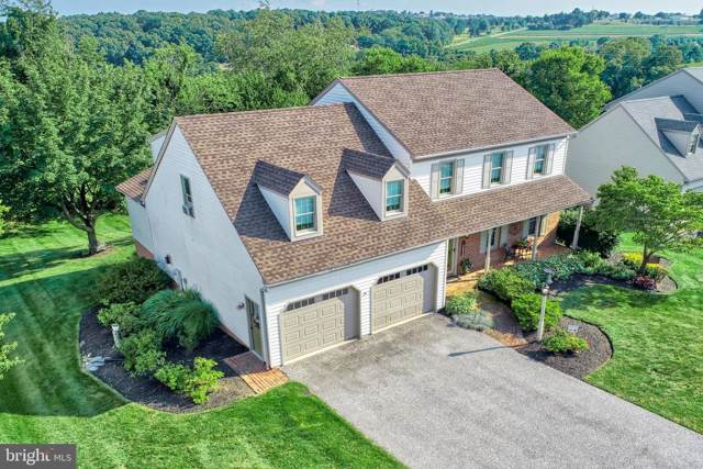 520 El Dorado Drive, RED LION, PA 17356 (#PAYK129586) :: Iron Valley Real Estate