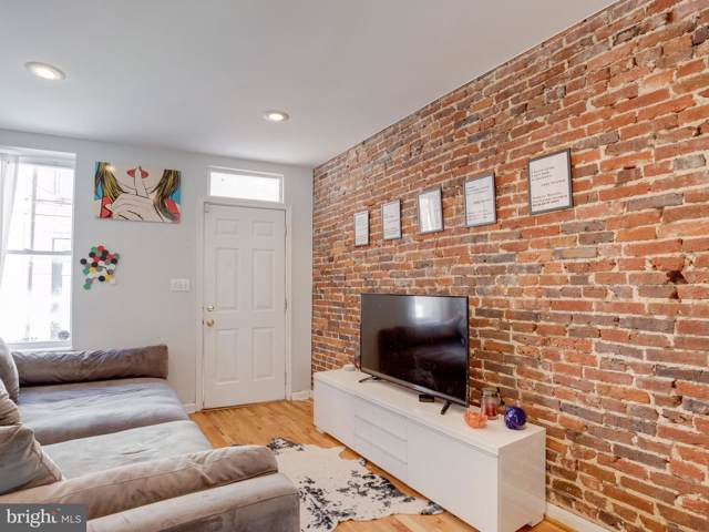 1715 Marshall Street, BALTIMORE, MD 21230 (#MDBA493762) :: The Speicher Group of Long & Foster Real Estate