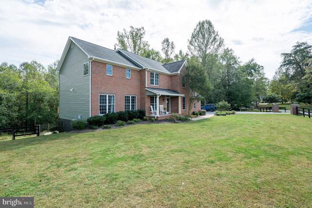 7019 Olinger Road, MARSHALL, VA 20115 (#VAFQ163302) :: The Daniel Register Group