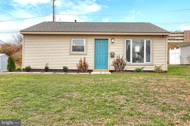 1041 N Pine Street, MIDDLETOWN, PA 17057 (#PADA117342) :: The Joy Daniels Real Estate Group