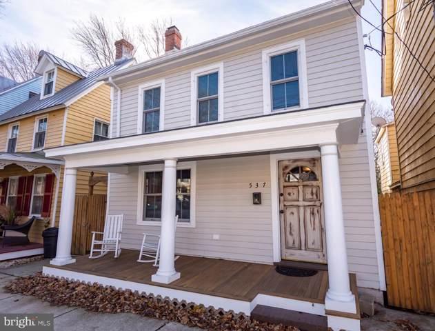 537 High Street, CHESTERTOWN, MD 21620 (#MDKE116036) :: The Licata Group/Keller Williams Realty