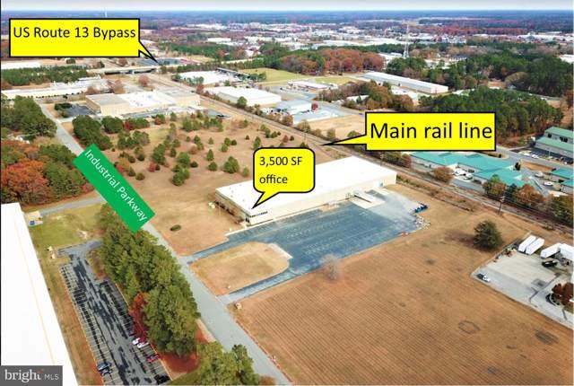 2015 Industrial Parkway, SALISBURY, MD 21801 (#MDWC106254) :: LoCoMusings