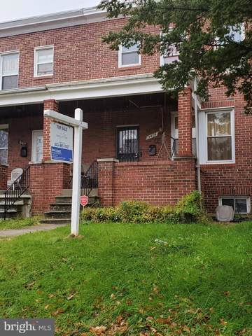 3405 Cliftmont Avenue, BALTIMORE, MD 21213 (#MDBA493990) :: Corner House Realty