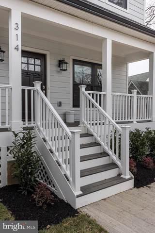 314 N Barton Street, ARLINGTON, VA 22201 (#VAAR157482) :: Arlington Realty, Inc.