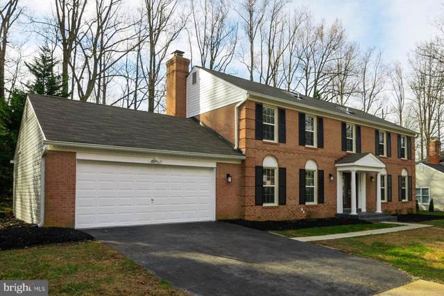 6208 Charnwood Drive, ROCKVILLE, MD 20852 (#MDMC689482) :: The Riffle Group of Keller Williams Select Realtors
