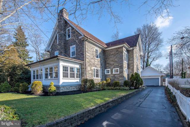 7621 Mountain Avenue, ELKINS PARK, PA 19027 (#PAMC633520) :: ExecuHome Realty