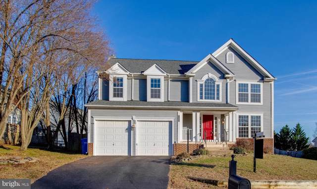 15589 Bloomfield Drive, WOODBRIDGE, VA 22193 (#VAPW484200) :: The Licata Group/Keller Williams Realty