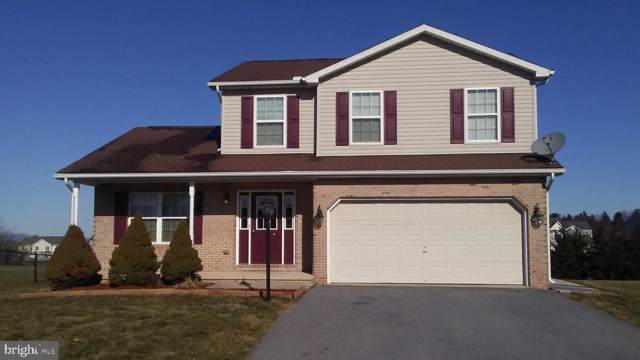 17818 Justice Court, HAGERSTOWN, MD 21740 (#MDWA169622) :: The Miller Team
