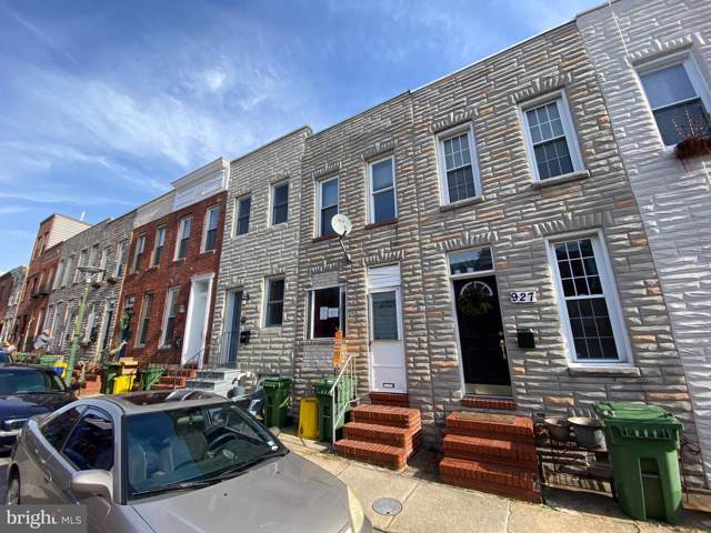 925 S Decker Avenue, BALTIMORE, MD 21224 (#MDBA494626) :: Corner House Realty
