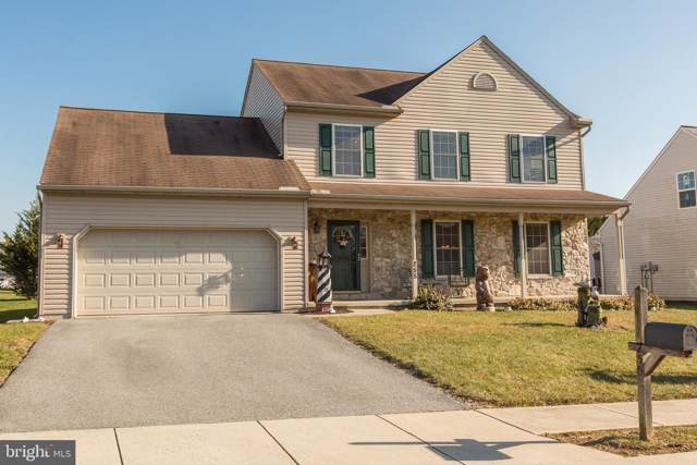 255 Silver Maple Court, MOUNT WOLF, PA 17347 (#PAYK130296) :: ExecuHome Realty