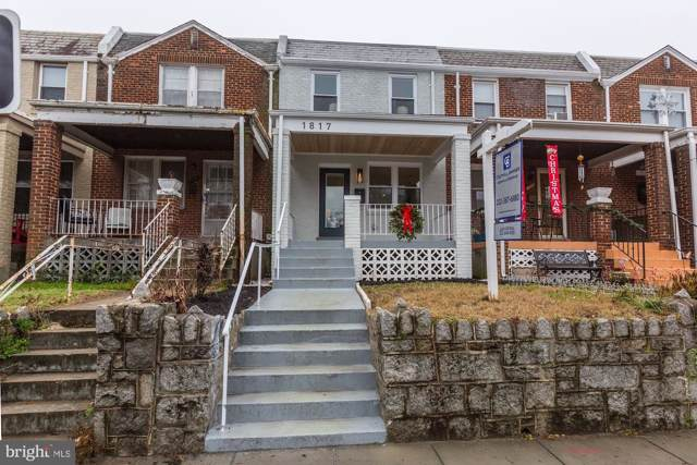 1817 E Street NE, WASHINGTON, DC 20002 (#DCDC452894) :: Homes to Heart Group