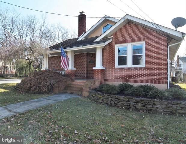 120 E Dickinson Street, WOODSTOWN, NJ 08098 (MLS #NJSA136752) :: The Dekanski Home Selling Team