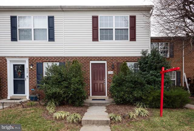 554 Cotswold Court, FREDERICK, MD 21703 (#MDFR257884) :: Homes to Heart Group