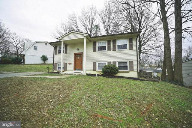 4121 Granby Road, WOODBRIDGE, VA 22193 (#VAPW484632) :: The Maryland Group of Long & Foster Real Estate