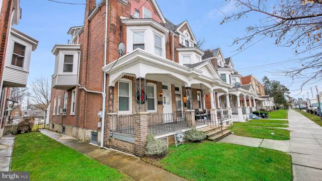 642 Stanbridge Street, NORRISTOWN, PA 19401 (#PAMC634310) :: Viva the Life Properties