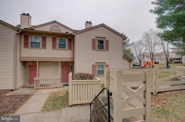 19913 Appledowre Circle #286, GERMANTOWN, MD 20876 (#MDMC690598) :: Dart Homes