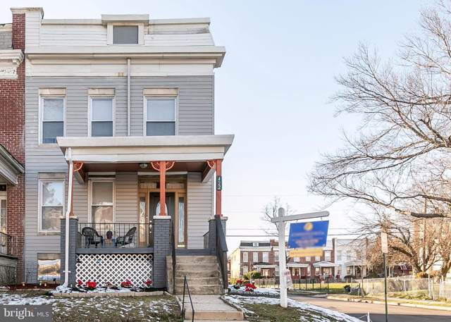 422 Lyndhurst Street, BALTIMORE, MD 21229 (#MDBA495424) :: The Maryland Group of Long & Foster