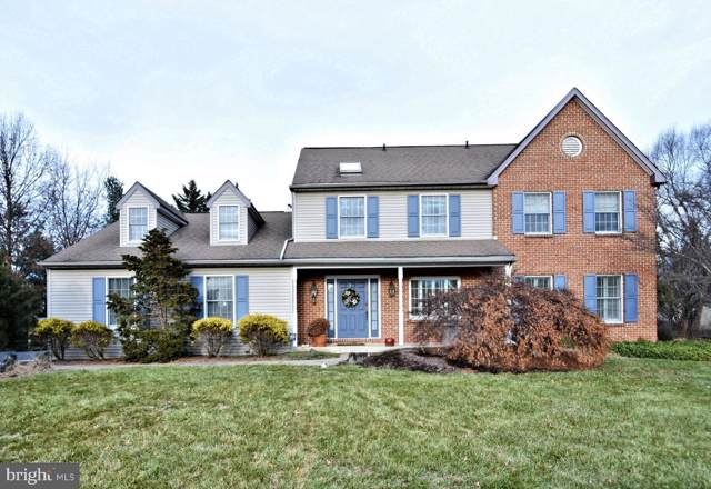 407 Carmichael Drive, NORTH WALES, PA 19454 (#PAMC634360) :: ExecuHome Realty
