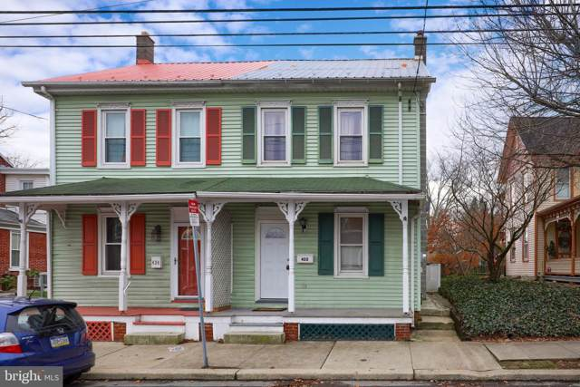 422 E Main Street, LITITZ, PA 17543 (#PALA156754) :: The Joy Daniels Real Estate Group