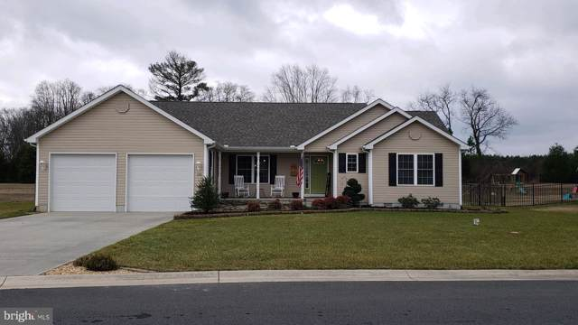 195 Sierra Circle, FELTON, DE 19943 (#DEKT234882) :: Lucido Agency of Keller Williams