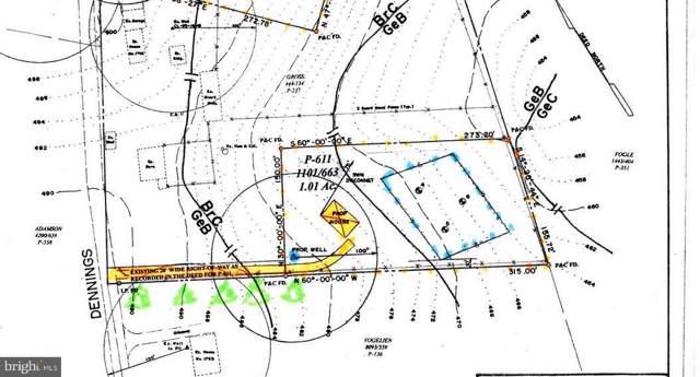 Lot 611 Dennings Road, NEW WINDSOR, MD 21776 (#MDCR193702) :: AJ Team Realty