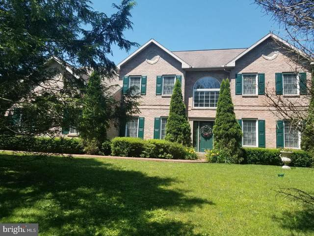 201 Colorado Drive, BIRDSBORO, PA 19508 (#PABK352390) :: Iron Valley Real Estate