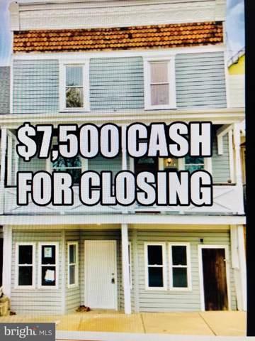 425 E Potomac Street, BRUNSWICK, MD 21716 (#MDFR258062) :: Viva the Life Properties