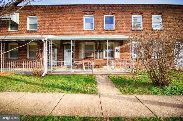 3505 6TH Street, BALTIMORE, MD 21225 (#MDBA495720) :: Seleme Homes