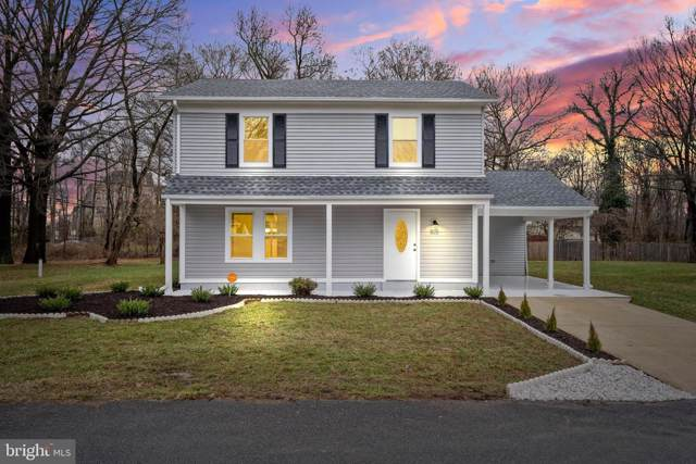 8016 Fort Foote Road, FORT WASHINGTON, MD 20744 (#MDPG555050) :: Viva the Life Properties