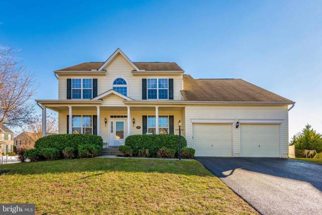 3903 Boatmans Circle, POINT OF ROCKS, MD 21777 (#MDFR258164) :: Bob Lucido Team of Keller Williams Integrity