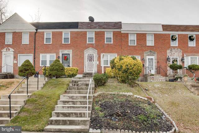 4027 Balfern Avenue, BALTIMORE, MD 21213 (#MDBA496086) :: The Maryland Group of Long & Foster