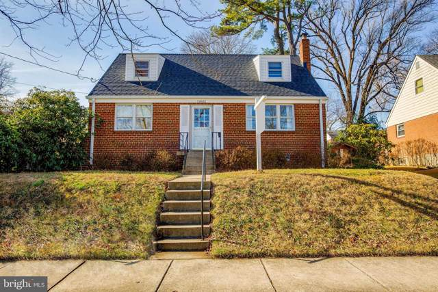 12602 Valleywood Drive, SILVER SPRING, MD 20906 (#MDMC691502) :: The Sky Group