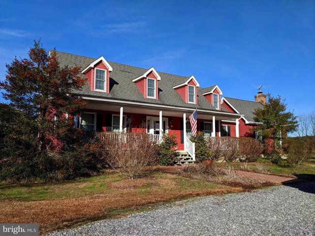27542 Chloras Point Road, TRAPPE, MD 21673 (#MDTA137124) :: RE/MAX Coast and Country