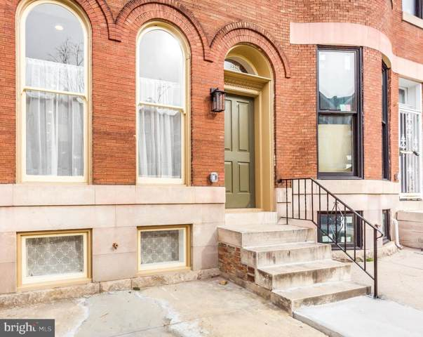 2329 Linden Avenue, BALTIMORE, MD 21217 (#MDBA496412) :: The Bob & Ronna Group