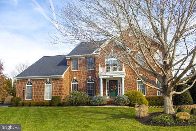 7438 Silver Cup Drive, WARRENTON, VA 20186 (#VAFQ163588) :: Larson Fine Properties