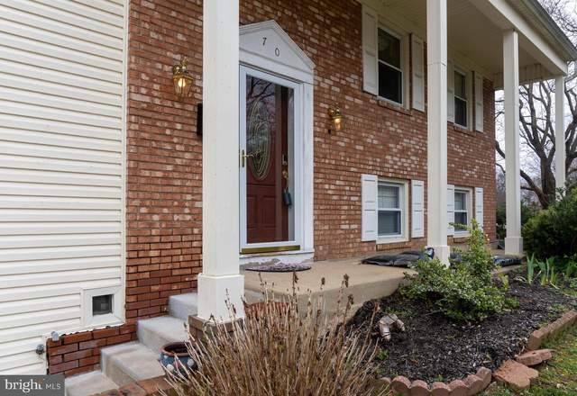 70 Twin Hill Drive, WILLINGBORO, NJ 08046 (#NJBL364222) :: Keller Williams Realty - Matt Fetick Team