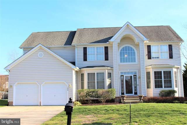108 Granite Way, DOVER, DE 19901 (#DEKT235160) :: Atlantic Shores Sotheby's International Realty
