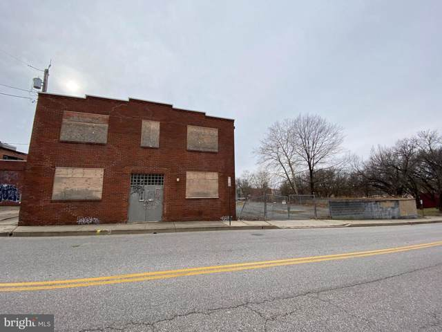 818 N Franklintown Road, BALTIMORE, MD 21216 (#MDBA496588) :: The Maryland Group of Long & Foster