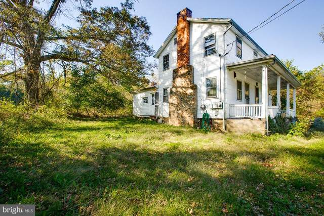 15854 Saint Anthony Road, THURMONT, MD 21788 (#MDFR258402) :: Eng Garcia Properties, LLC