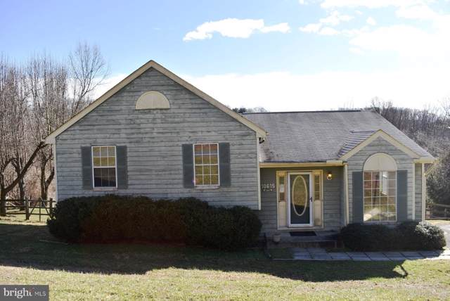 10615 Old Barn Road, NEW MARKET, MD 21774 (#MDFR258432) :: The Maryland Group of Long & Foster