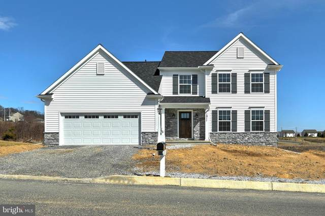 1911 Mcintosh Drive, MECHANICSBURG, PA 17055 (#PACB120540) :: The Heather Neidlinger Team With Berkshire Hathaway HomeServices Homesale Realty