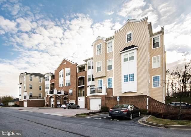 8603 Wintergreen Court #207, ODENTON, MD 21113 (#MDAA422556) :: John Smith Real Estate Group