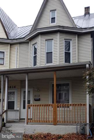 1818 North Street, HARRISBURG, PA 17103 (#PADA118310) :: The Team Sordelet Realty Group